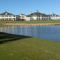 Photo taken at Augusta Pines Golf Club - Augusta Pines Course by Brian W. on 11/23/2011