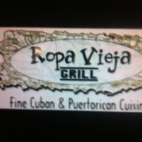 Photo taken at Ropa Vieja by Dennis S. on 5/17/2012