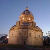 Photo taken at Santa Maria Della Consolazione by Elisa P. on 6/5/2012