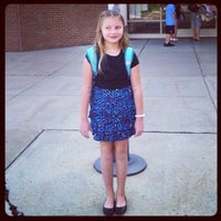 Photo taken at Todd Lane Elementary School by Allie K. on 8/28/2012