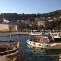 Photo taken at Adriana, hvar spa hotel by Jamie B. on 8/23/2012