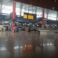 Photo taken at Aeropuerto de Vigo by Julio R. on 6/27/2012