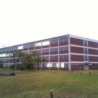 Photo taken at Universidade São Francisco by Luis C. on 6/1/2012