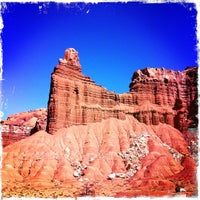 Photo taken at Capitol Reef National Park by Amy P. on 10/15/2011