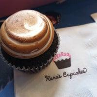 Photo taken at Kara's Cupcakes by Mel N. on 5/14/2011