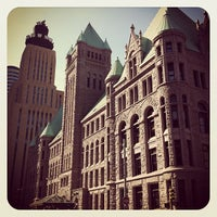 Photo taken at Minneapolis City Hall by Pamela N. on 6/24/2012