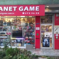Photo taken at Planet Game by Atilla M. on 10/31/2011