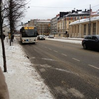 Photo taken at HSL Bussi 321 by Lauri . on 1/15/2012
