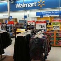 Photo taken at Walmart Supercenter by Scott E. on 10/13/2011