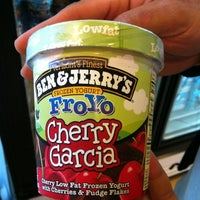 Photo taken at Ben & Jerry's by Gulsebnem O. on 4/28/2012