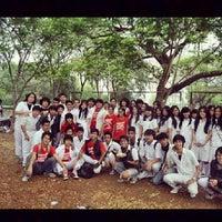 Photo taken at Sekolah Don Bosco by Frederico G. on 11/27/2011