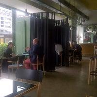 Photo taken at Theatercafé by Natascha L. on 4/3/2012