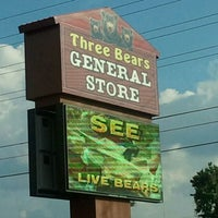 Photo taken at Three Bears General Store by Kirk B. on 8/15/2011