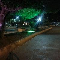 Photo taken at Praça Floriano Peixoto by Dionne G. on 3/7/2012