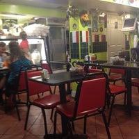 Photo taken at Taqueria Distrito Federal by Brad L. on 5/4/2012