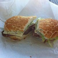 Photo taken at Mr. Pickle's Sandwich Shop by Brock S. on 7/16/2012
