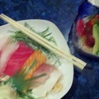 Photo taken at Kanki Japanese House of Steaks & Sushi by Joe M. on 1/19/2012