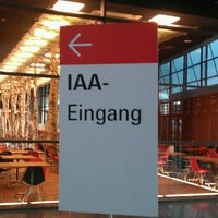 Photo taken at IAA 2011 by Benjamin H. on 9/19/2011