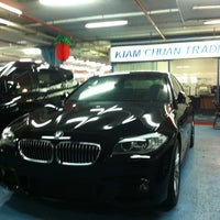 Photo taken at Kiam Chuan Trading by Hasnah M. on 11/27/2011