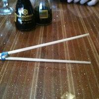 Photo taken at 9 Bangkok Thai Restaurant by Rebekah N. on 11/25/2011