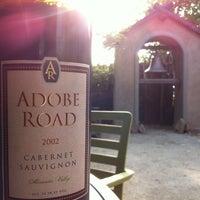 Photo taken at Adobe Road Winery by Joslyn B. on 5/28/2011