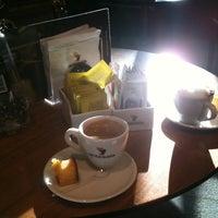 Photo taken at Antesala Café by Juh A. on 4/21/2011