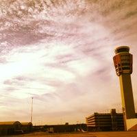Photo taken at Phoenix Sky Harbor International Airport (PHX) by Aaron W. on 2/1/2012
