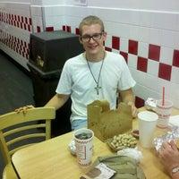 Photo taken at Five Guys by David G. on 7/23/2012