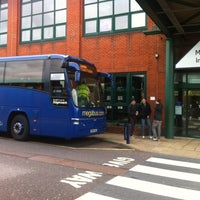 Photo taken at Meadowhall Interchange (MHS) by Evgeni S. on 7/11/2012