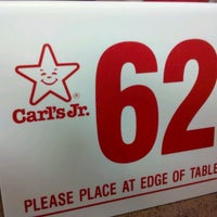 Photo taken at Carl's Jr. by Louie V. on 10/31/2011