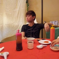 Photo taken at Min Kok Restaurant by Yi Wen C. on 12/4/2011