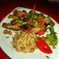 Photo taken at Al-Sahaby Lane Restaurant by Neeracha S. on 4/15/2012