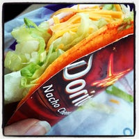 Photo taken at Taco Bell by Debbie H. on 4/13/2012