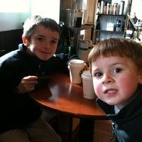 Photo taken at Starbucks by Eric R. on 4/22/2012