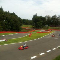 Photo taken at Neo Speed Park by abe n. on 6/23/2012