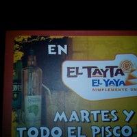 Photo taken at El Tayta by Claret C. on 3/3/2012