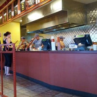 Photo taken at Pancheros Mexican Grill by Andrew S. on 7/2/2012