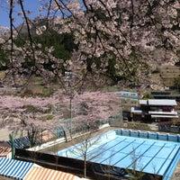 Photo taken at 小菅村役場 by Seiichi K. on 4/29/2012