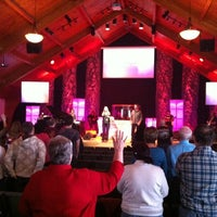 Photo taken at Crosspoint church by Jonathan B. on 3/18/2012