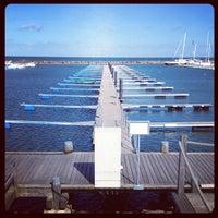 Das Foto wurde bei Bootshafen Kühlungsborn von Olaf T. am 4/2/2012 aufgenommen