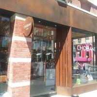 8/29/2012にSasha S.がChobani NYCで撮った写真