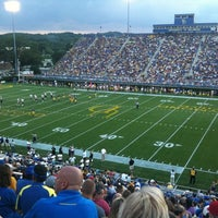 Photo taken at Delaware Stadium by BAH on 9/10/2011