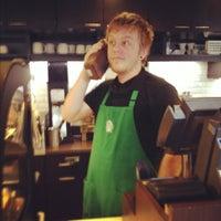 Photo taken at Starbucks by Ali on 11/15/2011