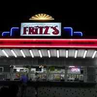 Photo taken at Fritz's Frozen Custard by Joseph M. on 8/22/2011