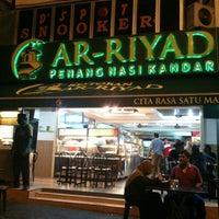 Photo taken at Restoran Ar-Riyad by Syafique I. on 1/15/2011