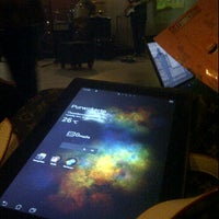 Photo taken at Freshco Cafe by Gallih G. on 6/6/2012