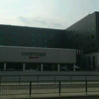 Photo taken at Courtyard Warsaw Airport by Stanisław B. on 6/20/2012