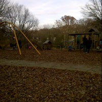 Photo taken at Candler Park Playground by Aricca B. on 12/3/2011