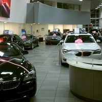 Photo taken at Westchester BMW by Vance L. on 10/26/2011