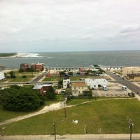 Photo taken at Absecon Lighthouse by Tina Y. on 6/17/2012